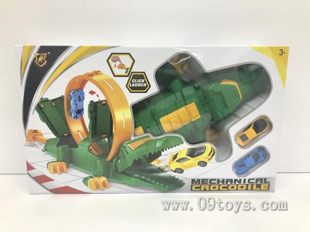 机械弹射鳄鱼